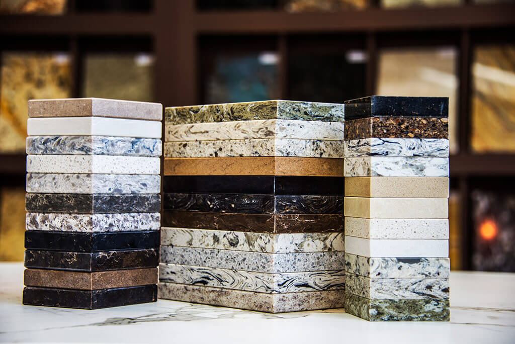 Countertop Surface Options